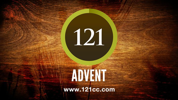 121 Advent - for kids too
